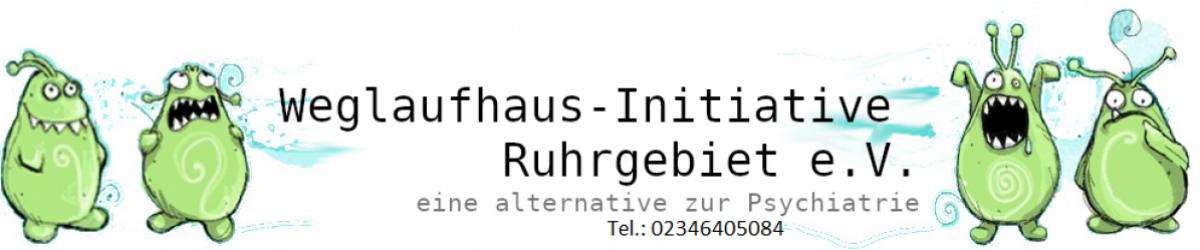 Weglaufhaus Initiative-Ruhrgebiet e.V.